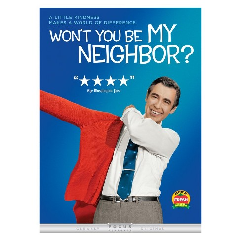 If only Mister Rogers were here to see us through