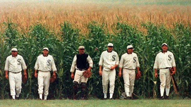 Field of Dreams, Shoeless Joe and budget choices in Indiana