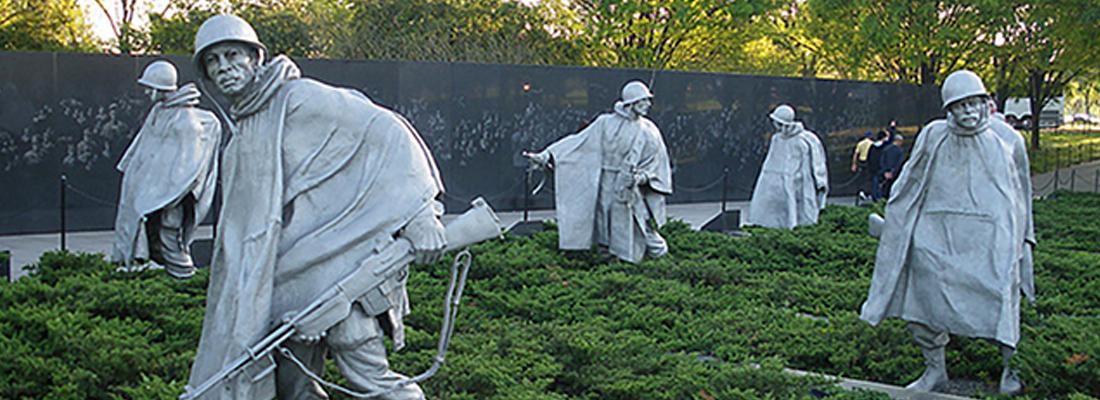 A free South Korea knows how to face a parasite