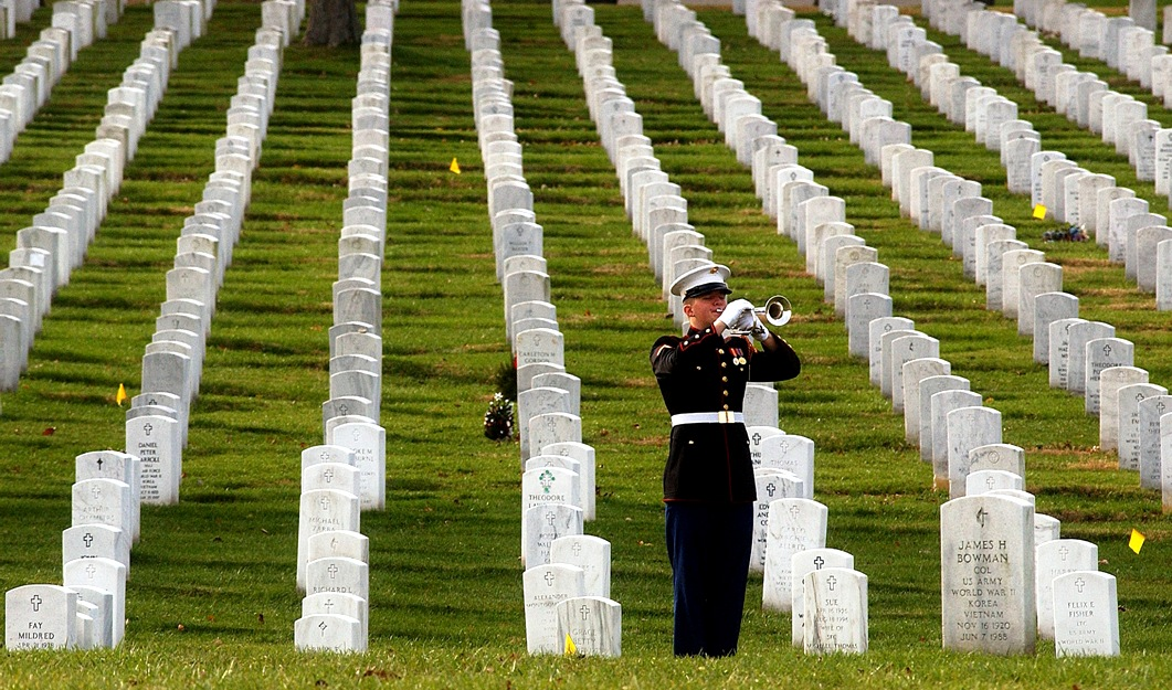 """""""Taps"""" will sound differently this Memorial Day"""