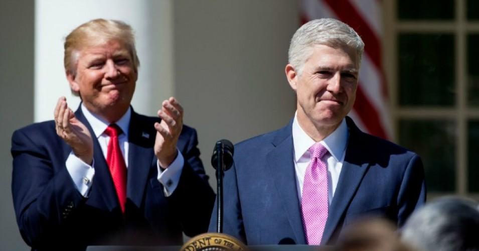 The U.S. Supreme Court refuses to fall in line