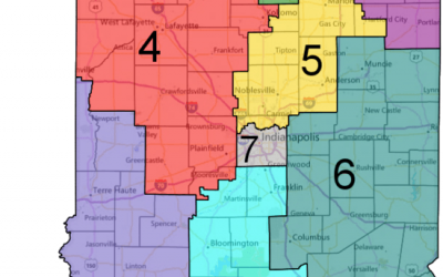 Gerrymandering is a squeeze on the moderate voter