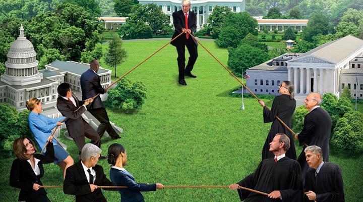 Executive privilege is killing checks and balances